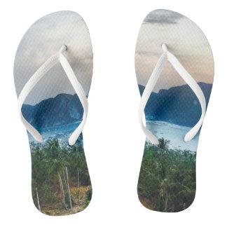 Ruhe-Erwachsener, dünne Bügel Flip Flops