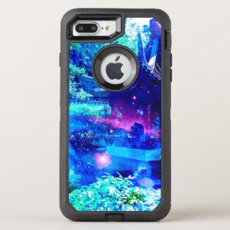 Ruhe-Garten OtterBox Defender iPhone 8 Plus/7 Plus Hülle