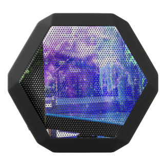 Ruhe-Garten-Träume Schwarze Bluetooth Lautsprecher