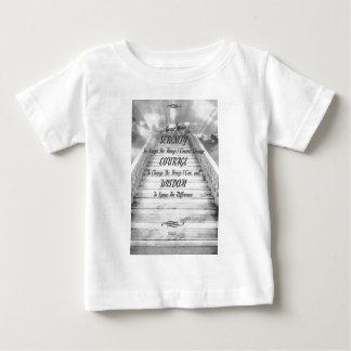 RUHE-GEBET Treppenhaus zum Himmel Baby T-shirt