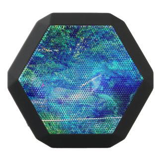 Ruhe im Garten Schwarze Bluetooth Lautsprecher