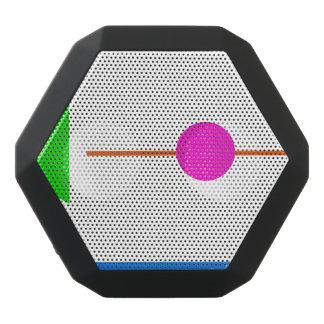 Ruhe Schwarze Bluetooth Lautsprecher