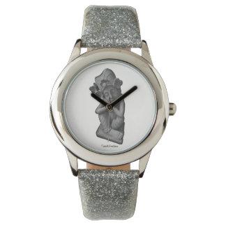 Ruhe. Zen ttitude ☼ Armbanduhr