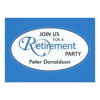 Ruhestands-Party Einladung personifizieren Namen,