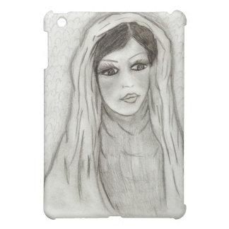 Ruhige Mary iPad Mini Hülle