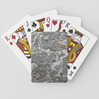 Ruhige Ufer-Standard-Karten Spielkarten