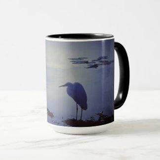 Ruhiger Anfangskaffee Tasse