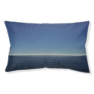 Ruhiger blauer Ozean Haustierbett