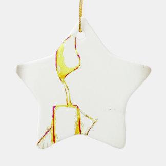 Ruhiger Exodus Keramik Ornament