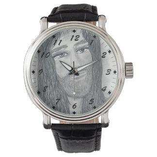 Ruhiger Jesus Armbanduhr