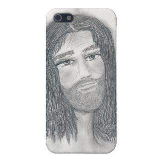 Ruhiger Jesus iPhone 5 Schutzhülle