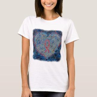 Ruhiges Herz T-Shirt