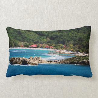 Ruhiges Insel-Paradies Labadee Haiti Lendenkissen