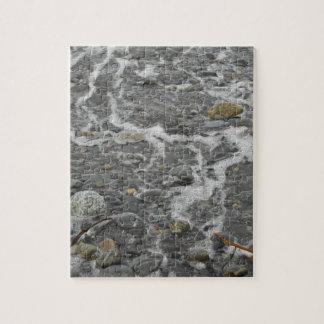 Ruhiges Ufer-kleines Puzzlespiel-Geschenk Puzzle