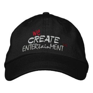 """Ruhm VisionWorks """"kleiner"""" Hut - Rot Bestickte Caps"""