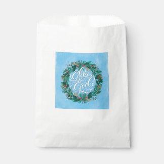 Ruhm Weihnachtsbevorzugungs-der Tasche zu des Geschenktütchen
