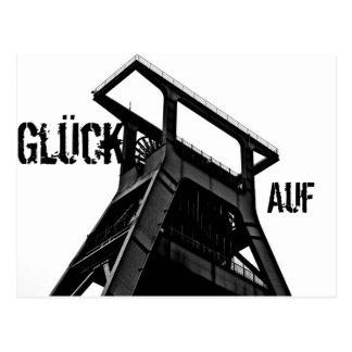 Ruhrpott Postkarte
