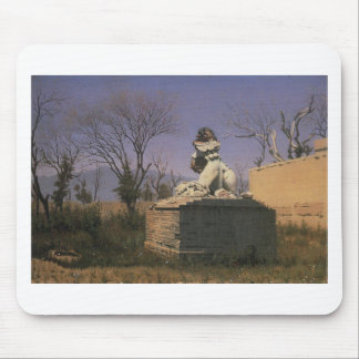 Ruinen in Chuguchak durch Vasily Vereshchagin Mousepads