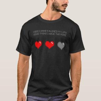 Ruinierten Videospiele mein die Leben, gute Sache T-Shirt