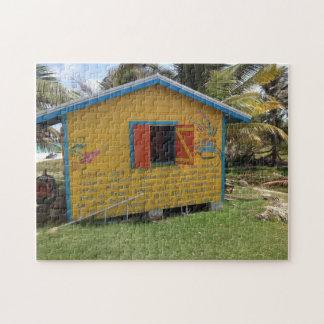 Rum-Bretterbude Barbados Puzzle
