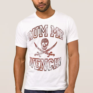 RUM ICH! VINTAG T-Shirt