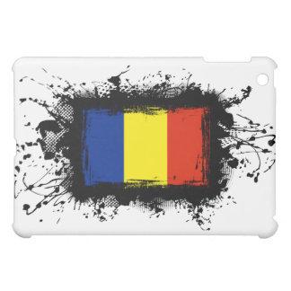 Rumänien-Flagge iPad Mini Hülle