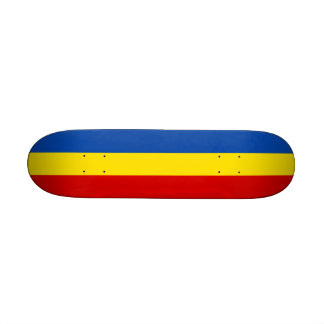 Rumänien-Flagge Individuelles Deck