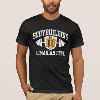 Rumänische Bodybuilding T-Shirt