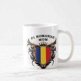 Rumänische Mamma der Nr.-eine Kaffeetasse