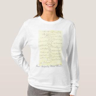 Rumi - entworfen von Mehdi Moazzen T-Shirt