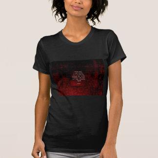 Rumi Klugheits-Zitat über Änderung u. Intelligenz T-Shirt