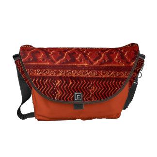 Rumi Orange, Ziegelstein - Bote-Taschen-Ziegelstei Kurier Tasche