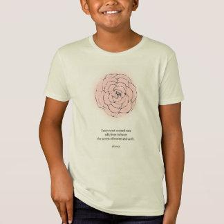 Rumi Rosen-Poesie T-Shirt