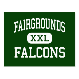 Rummelplätze - Falcons - Jüngeres - Nashua Postkarte