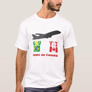 Rumo AO Canadá T-Shirt