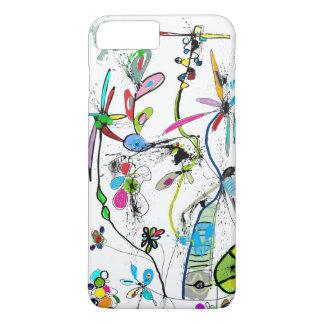 Rumpf iPhone 8 mehr/7 mehr, Alice' s Garden iPhone 8 Plus/7 Plus Hülle