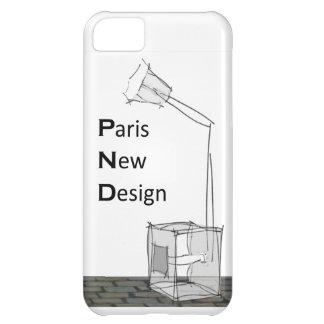 """Rumpf """"Paris New Design """" iPhone 5C Hülle"""