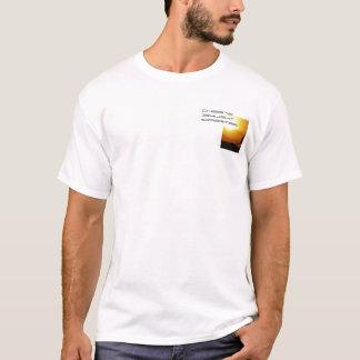 Run_SunsetRun_150, Tageslicht-Eigenschaften jagend T-Shirt