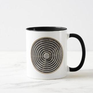 Runde Linien Tasse