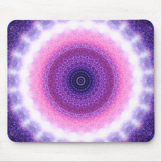 Runde Stargate Mandala Mousepads