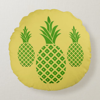 ananas runde kissen ananas dekorative kissen designs. Black Bedroom Furniture Sets. Home Design Ideas