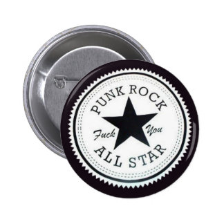 Runder Knopf punk rock Buttons