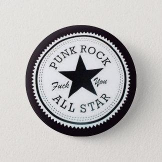 Runder Knopf punk rock Runder Button 5,1 Cm