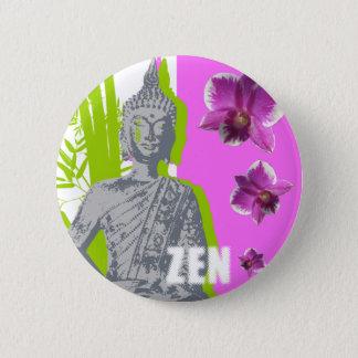 Runder Knopf ZEN Runder Button 5,7 Cm