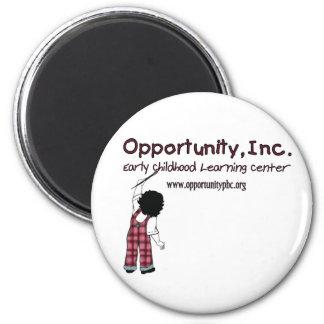 Runder Magnet Zoll Opportunity, Inc. 2-1/4