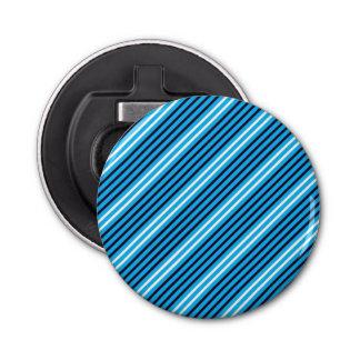Runder Öffner blauer Streifen-Geos