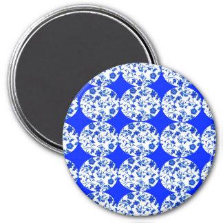 Rundes Magnet-Bild Runder Magnet 7,6 Cm