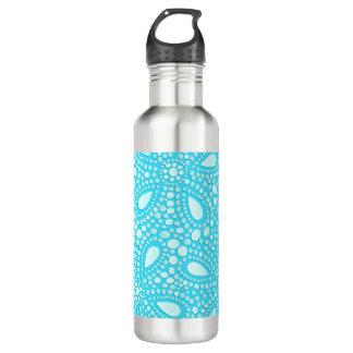 Rundes Mosaik Trinkflasche
