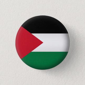 Rundes Palästina Runder Button 3,2 Cm