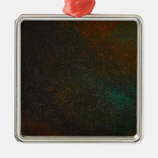 Runen Silbernes Ornament